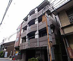 京都府京都市中京区黒門通三条下る下一文字町の賃貸マンションの外観