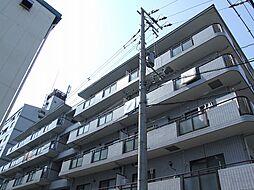 大阪府大東市新田西町の賃貸マンションの外観