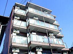 藤井三国マンション[1階]の外観