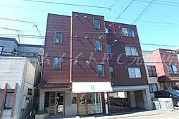 北海道札幌市東区北二十五条東16の賃貸マンションの外観