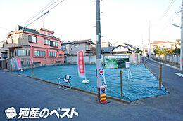 京王線「桜上水」駅より徒歩約5分。閑静な住宅街に立地です。