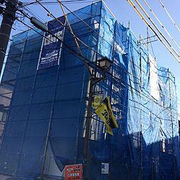千葉県柏市千代田2丁目の賃貸アパートの外観