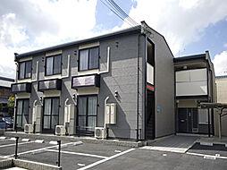 大阪府門真市大字三ツ島の賃貸アパートの外観