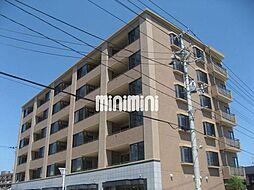 宮城県仙台市若林区伊在3丁目の賃貸マンションの外観