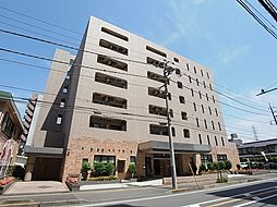 神奈川県相模原市中央区相模原5丁目の賃貸マンションの外観
