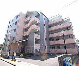 京都府八幡市八幡吉野垣内の賃貸マンションの外観