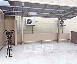 京都府木津川市加茂町北の賃貸アパートの外観