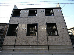 UNO[2階]の外観