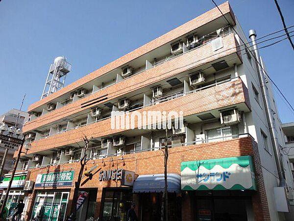 クレセント村松[4階]の外観