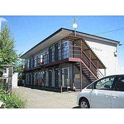 ハイツ錦町[1階]の外観