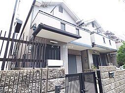 [一戸建] 兵庫県神戸市中央区山本通3丁目 の賃貸【/】の外観