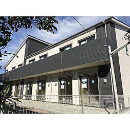 wisteria[102号室]の外観