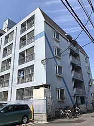 ブルーメイトA[4階]の外観