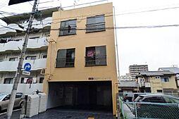 岡山県岡山市北区桑田町の賃貸マンションの外観