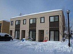 [テラスハウス] 北海道札幌市北区新琴似五条3丁目 の賃貸【/】の外観