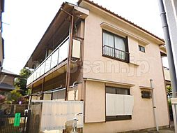 小野澤荘A 100B[1階]の外観