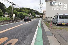 旧青梅街道沿いはバスが走っていますので、色々な場所へお出かけ可能となります
