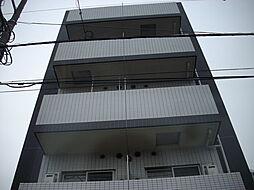 プレール・デゥーク津田沼[1階]の外観