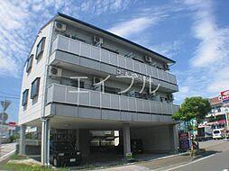 コーポYOKOYAMA[2階]の外観