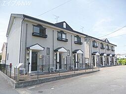 [テラスハウス] 三重県松阪市内五曲町 の賃貸【/】の外観