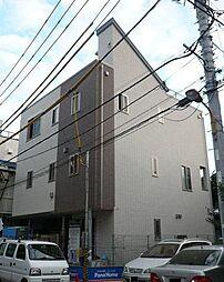 東京都墨田区墨田3丁目の賃貸マンションの外観