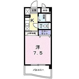 牧駅 3.8万円