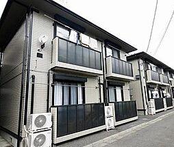 埼玉県さいたま市桜区栄和3の賃貸アパートの外観