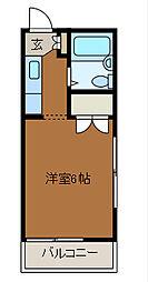 町田ベース[2階]の間取り