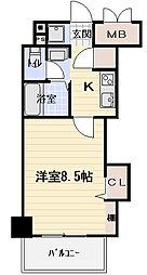 M'PLAZA守口[6階]の間取り