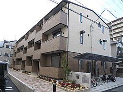 大阪府東大阪市中鴻池町1丁目の賃貸マンションの外観