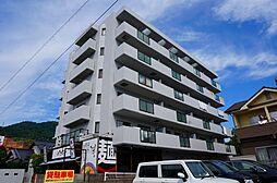 広島県広島市安佐南区祇園5丁目の賃貸マンションの外観