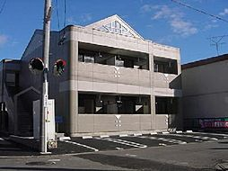 愛知県一宮市両郷町5丁目の賃貸アパートの外観