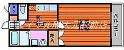 アクセスワケⅡ[3階]の間取り