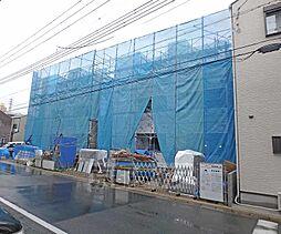 京都府京都市南区久世中久世町2丁目の賃貸アパートの外観