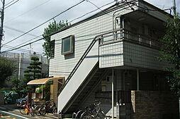 東京都世田谷区八幡山1丁目の賃貸アパートの間取り
