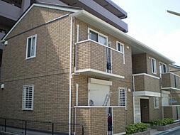 大阪府豊中市庄本町2丁目の賃貸アパートの外観