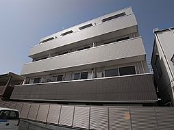 SQUARE COURT SHINKEMIGAWA[303号室]の外観
