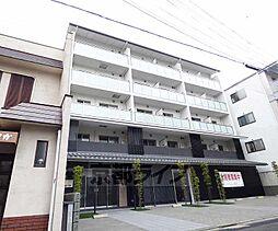 京都府京都市上京区元4丁目の賃貸マンションの外観