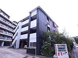 協同マンション[4階]の外観