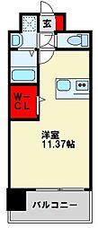 Legend113[504号室]の間取り