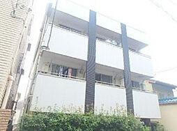 東京都板橋区志村2丁目の賃貸マンションの外観