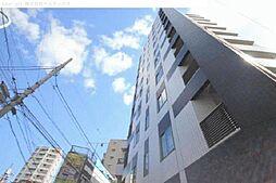 東京都荒川区西日暮里の賃貸マンションの外観