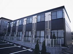 レオパレスピクシー八ヶ崎[103号室]の外観