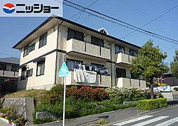 愛知県半田市北二ツ坂町3の賃貸アパートの外観