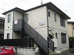 藤ハイムA棟[101号室]の外観