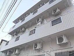 広島県安芸郡府中町浜田3丁目の賃貸マンションの外観