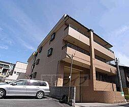 京都府京都市下京区若宮町の賃貸マンションの外観