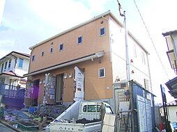 メゾン富岡西C[101号室]の外観