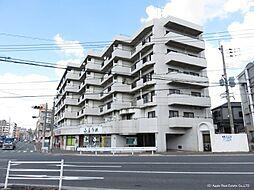 神岳第一ハイツ[6階]の外観