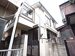 [一戸建] 東京都中野区上高田1丁目 の賃貸【/】の外観